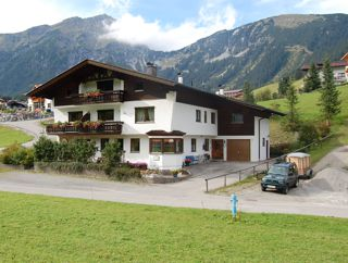 Ferien-Appartements Resswald in Berwang